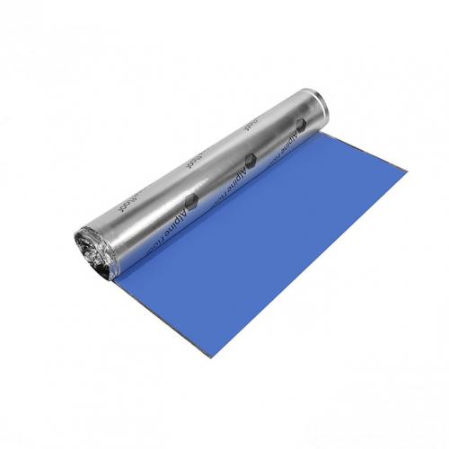 Подложка ALPINE FLOOR Silver Foil Blue EVA