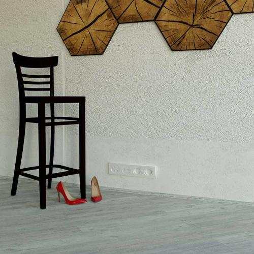 Виниловый ламинат Fine Floor Дуб Ахимса FF-1264