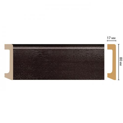 Плинтус напольный DECOMASTER D235-433 ШК/20