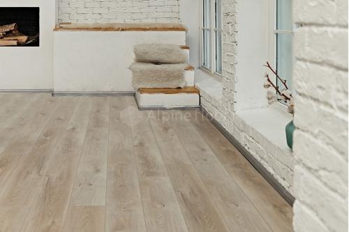 Виниловый ламинат Alpine Floor Дуб Натуральный Отбеленный ECO 7-5