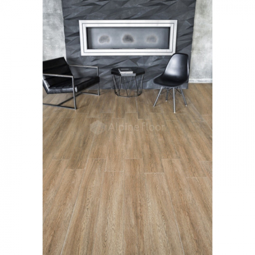 Виниловый ламинат Alpine Floor Бурый лес ECO 9-3