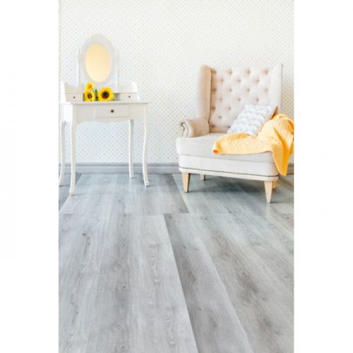 Виниловый ламинат Alpine Floor Дуб Пепельный ЕСО 3-16
