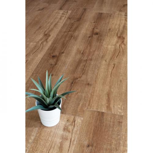 Виниловый ламинат Alpine Floor Дуб Royal Синхронное тиснение ECO 2-1