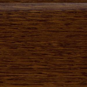 Плинтус шпонированный La San Marco Profili Дуб Havana Brown 2500x80x16 мм