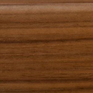Плинтус шпонированный La San Marco Profili Орех Американский 2500x60x22 мм