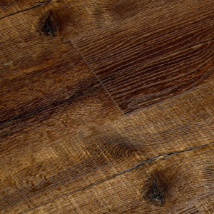 Виниловый ламинат Alpine Floor Дуб Мокка Синхронное тиснение ECO 2-2