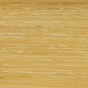 Плинтус шпонированный Tecnorivest (Техноривест) Дуб беленый 2500x80x16 мм