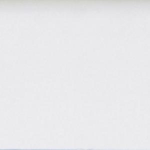 Плинтус шпонированный Tecnorivest (Техноривест) Белый гладкий 2500x100x15 мм