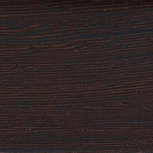 Плинтус шпонированный Tecnorivest (Техноривест) Венге ориджинал 2500x100x15 мм