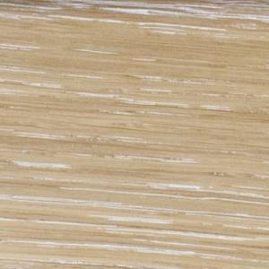 Плинтус шпонированный Tecnorivest (Техноривест) Дуб белый затертый 2500x70x13 мм