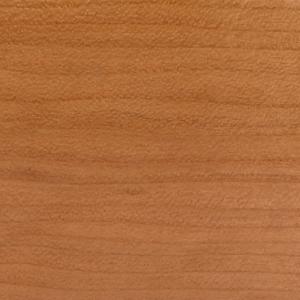 Плинтус шпонированный Tecnorivest Вишня 2500x60x21 мм