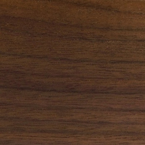 Плинтус шпонированный Tecnorivest (Техноривест) Орех американский 2500x100x15 мм