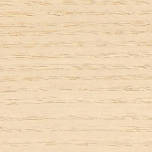 Плинтус шпонированный Tecnorivest (Техноривест) Ясень беленый 2500x100x15 мм