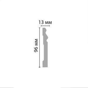 Плинтус напольный DECOMASTER A015