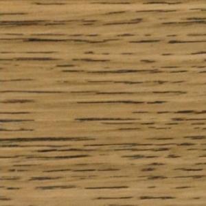 Плинтус шпонированный Tecnorivest (Техноривест) Дуб затертый черным 2500x60x21 мм