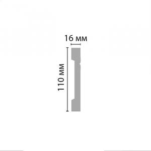 Плинтус напольный DECOMASTER A017