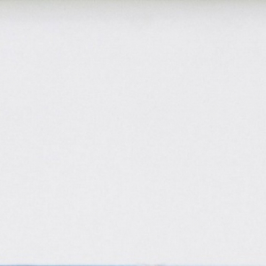 Плинтус шпонированный Tecnorivest (Техноривест) Белый гладкий 2500x100x15 мм фигурный