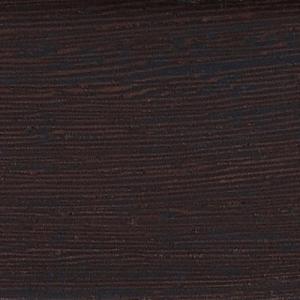 Плинтус шпонированный Tecnorivest (Техноривест) Венге ориджинал 2500x100x15 мм фигурный