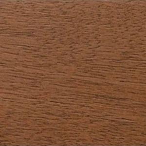 Плинтус шпонированный Tecnorivest Танганика 2500x60x21 мм