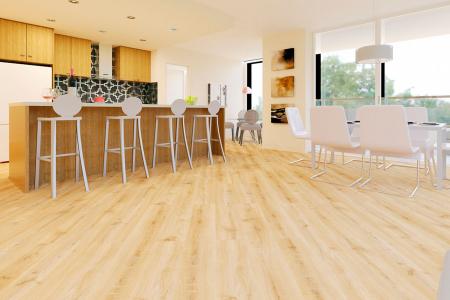 Виниловый ламинат Fine Floor Дуб Меранти FF-1321