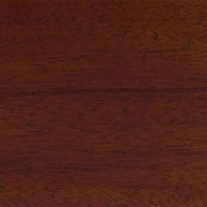 Плинтус шпонированный Tecnorivest (Техноривест) Махагон 2500x100x15 мм фигурный
