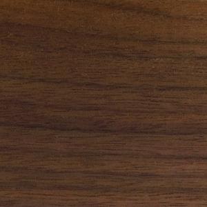 Плинтус шпонированный Tecnorivest (Техноривест) Орех американский 2500x100x15 мм фигурный