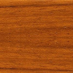 Плинтус шпонированный Tecnorivest (Техноривест) Ятоба 2500x100x15 мм фигурный