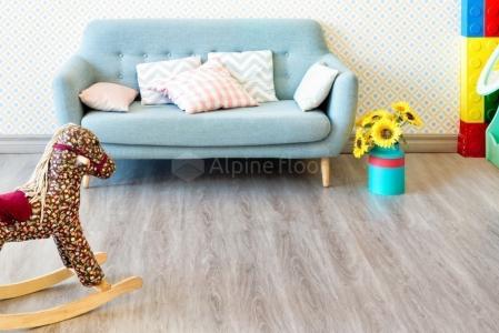 Виниловый ламинат Alpine Floor Дуб Кофейный ECO 5-15