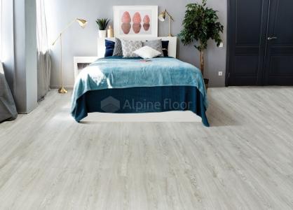 Виниловый ламинат Alpine Floor Дуб Арктик ЕСО 5-1