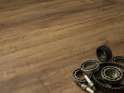 Виниловый ламинат Fine Floor Дуб Ассен FF-1806