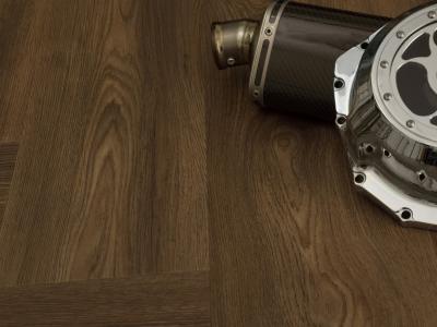 Виниловый ламинат Fine Floor Дуб Брно FF-1807